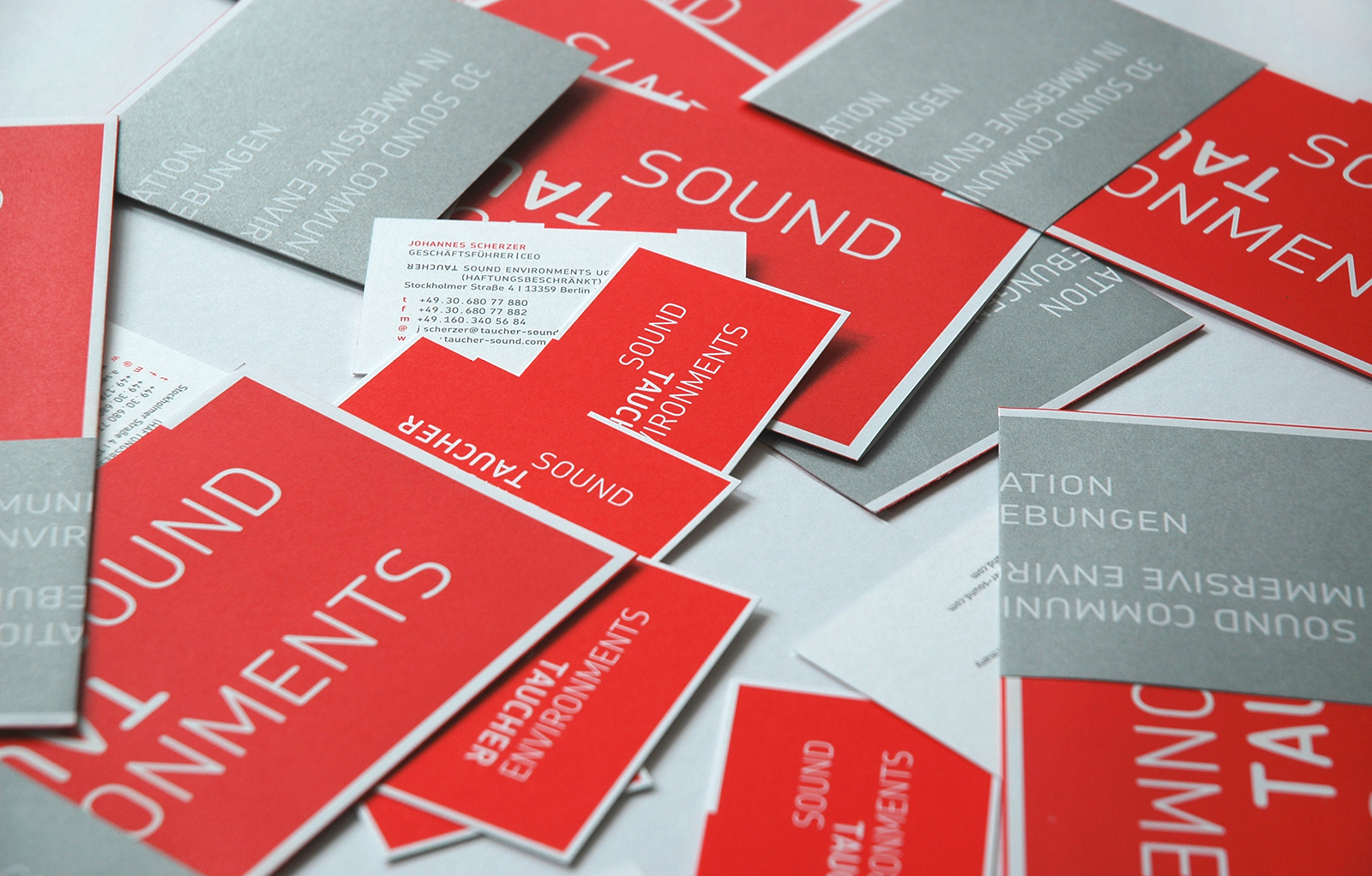 Taucher Sound Environments /